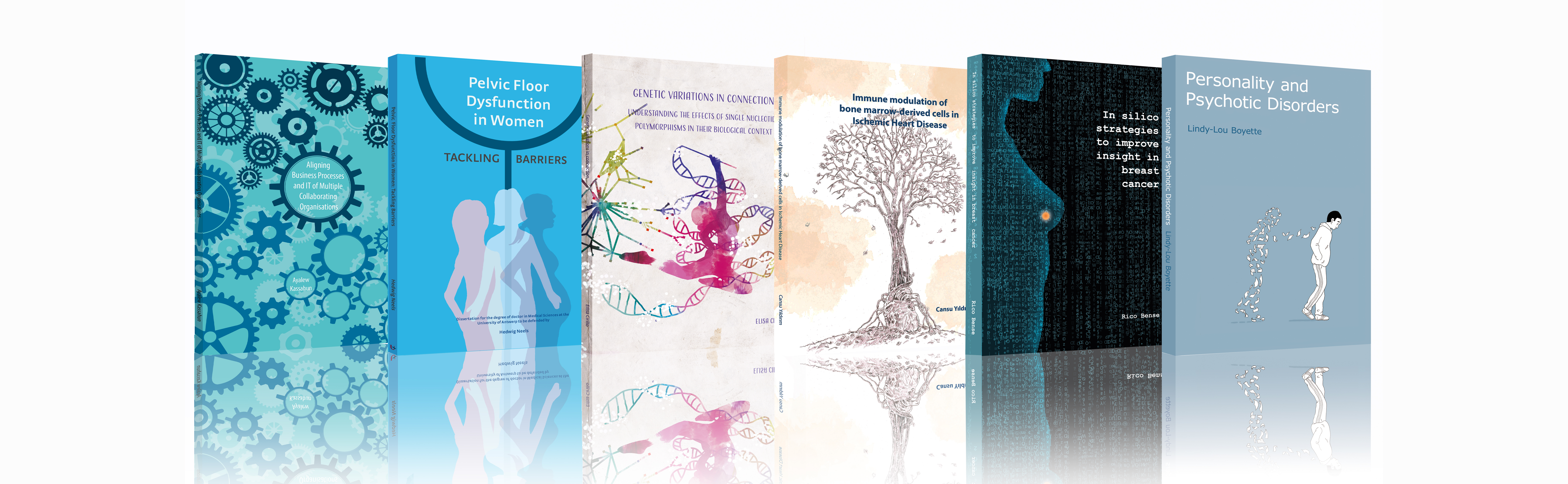 Thesis covers